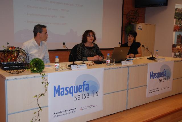 Benvinguts al web de la xarxa municipal sense fils de Masquefa (Masquefa sense fils, MSF).